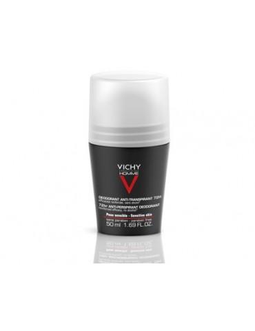 Desodorante Vichy Hombre Antitranspirante 72Horas