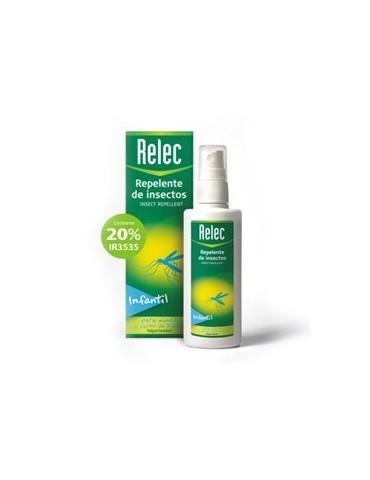 Relec antimosquitos infantil loción 125ml