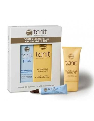 Pack Tanit plus+filtro solar hidratante