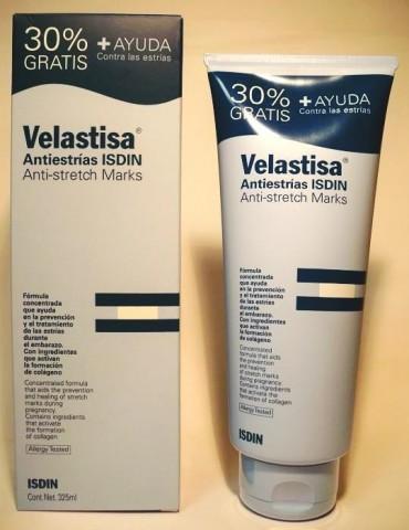 Antiestrías Velastisa ISDIN 250ml