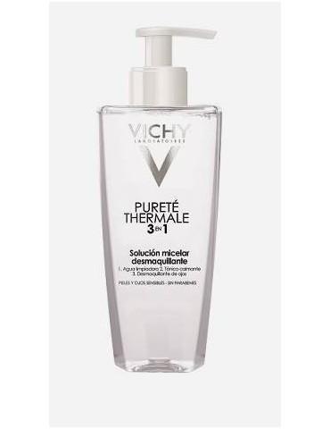 Solución Micelar Vichy 400ml