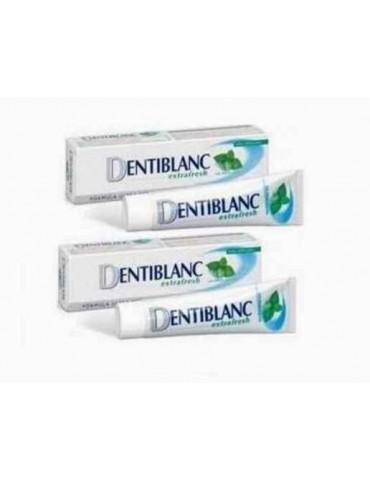 Dentiblanc duplo intensivo Extrafresh 100ml + 100ml