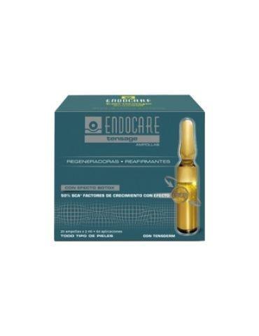 Endocare Tensage 20 ampollas 2ml