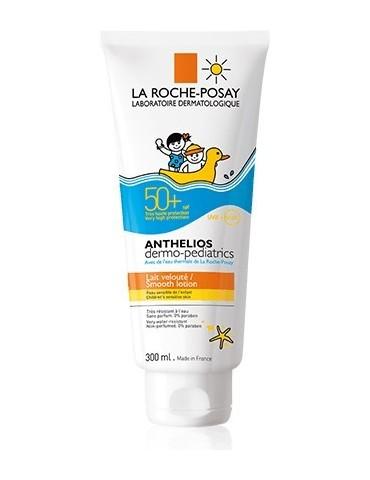 Protector Solar Anthelios leche pediátrico SPF 50+ 300 ml