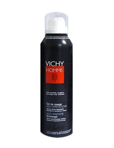 VICHY hombre Gel de afeitar Anti-irritaciones 150 ml