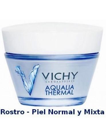 Mascarilla Rica Nutri Reparador Dercos VICHY Cabello seco y dañado 200ml