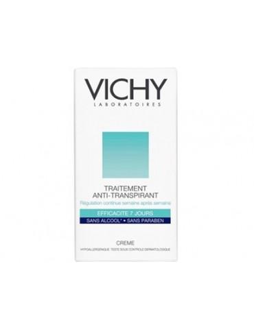 Crema Vichy Tratamiento Anti-Transpirante Eficacia 7 Dias 30 ml.